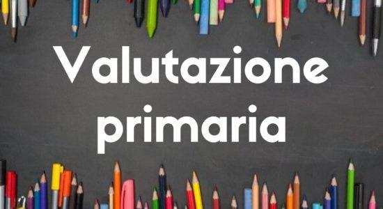 Valutazione scuola primaria a.s. 2020/21