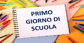 Inizio anno scolastico 2021/22 – Organizzazione primo giorno scuola secondaria di I grado.
