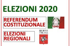 Sospensione attività didattiche referendum costituzionale ed elezioni regionali 20 e 21 settembre 2020